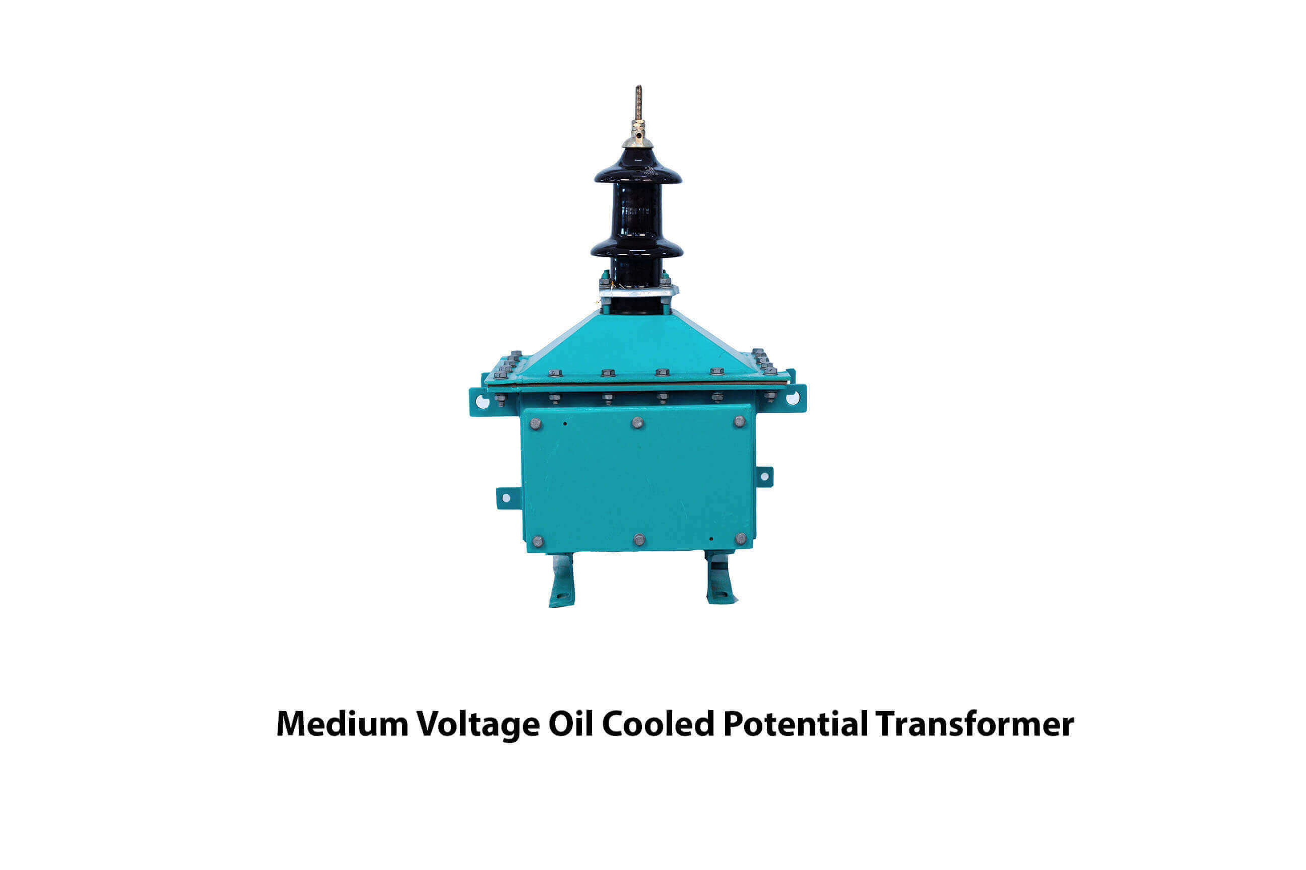 Medium Voltage Oil Cooled Potential Transformer
